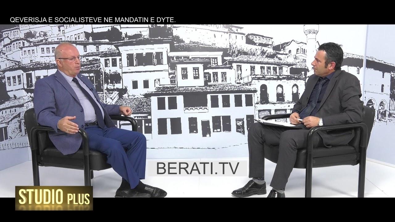 """TV BERATI – """"STUDIO PLUS"""" : I FTUAR DEPUTETI FADIL NASUFI"""