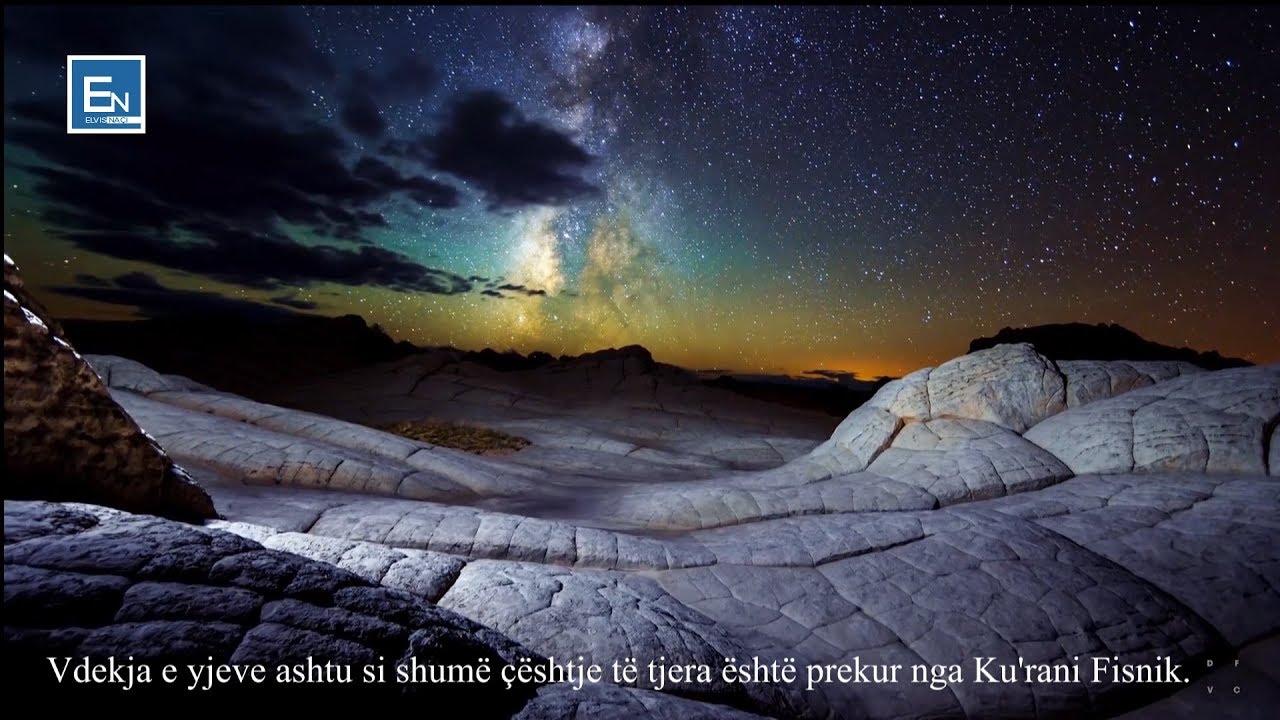 Mrekullitë shkencore të Kur'anit! Vdekja (Shuarja) e Yjeve