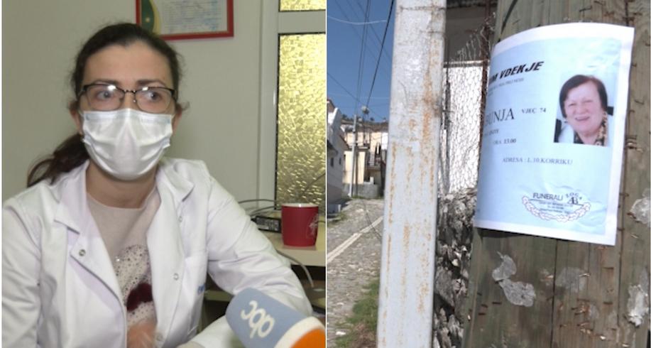 E moshuara në Berat vdes 10 orë pasi bëri vaksinën kineze, mjekja: Burri nuk lejoi autopsinë
