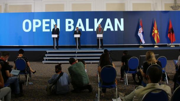 Vendet e Vishegradit: Mirëpresim krijimin e Ballkanit të Hapur