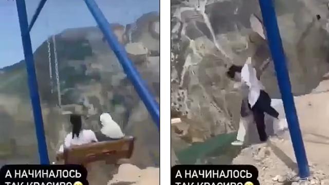 Momente paniku: Po luanin me shilarëse në mbi 2000m lartësi, rrëzohen dy gra në Rusi. Do habiteni nga fati i tyre (VIDEO)