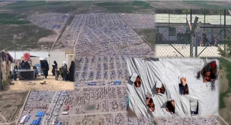 Gratë e fëmijët e mbetur në kampet e Sirisë bëhen gati për t'u rikthyer në Shqipëri