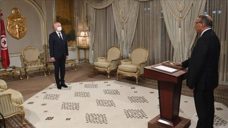 Presidenti i Tunizisë emëroi ministrin e ri të Punëve të Brendshme