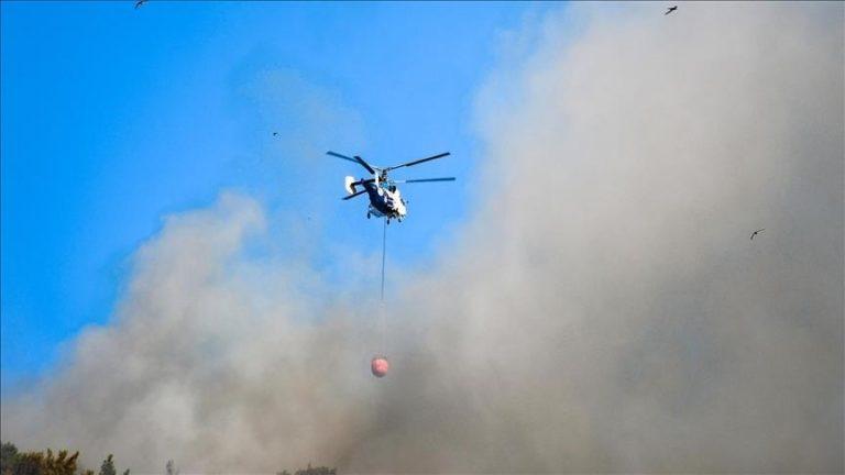 Turqi, 88 nga 98 zjarre pyjore janë vënë nën kontroll